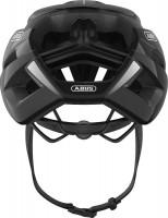 ABUS Fahrradhelm StormChaser Road Helm 63375P Shiny Black