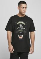 Mister Tee T-Shirt Kindness No Weakness Oversize Tee Black