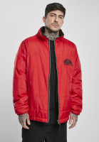 Southpole Jacke Reversible Color Jacket Red