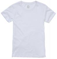 Brandit Damen Ladies T-Shirt White