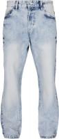 Southpole Hose Streaky Basic Denim Regular Fit Light Sand Blue