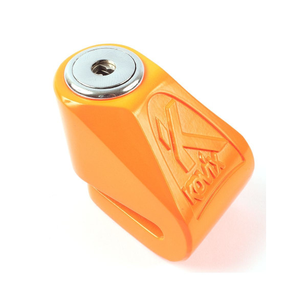 Kovix Kn1 6mm Pin Bremsscheibenschloss Orange