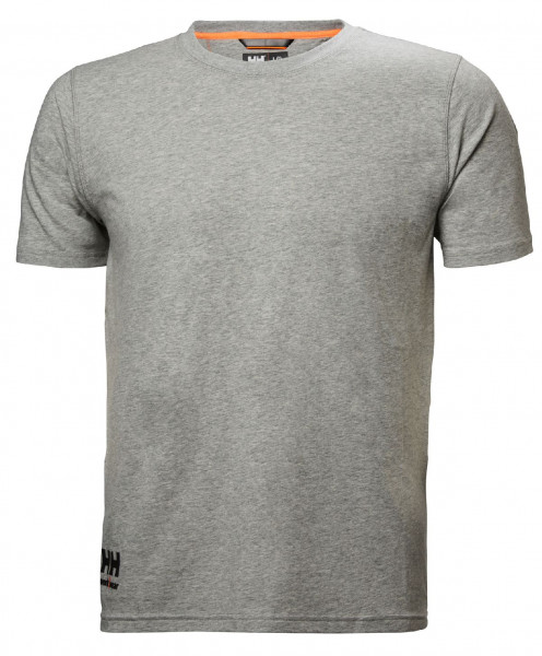 Helly Hansen T-Shirt 79198 Chelsea Evolution Tee 930 Grey Melange