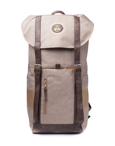 Assassin's Creed Origins Backpack Sport Style Grey