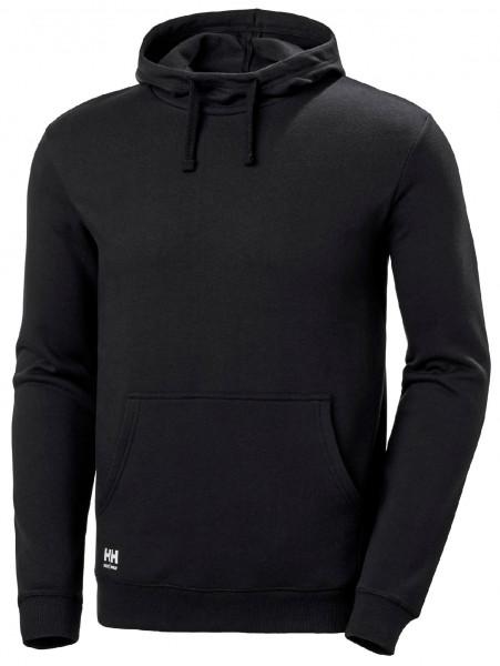 Helly Hansen Hoodie / Sweatshirt 79214 Manchester Hoodie 990 Black