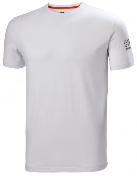Helly Hansen T-Shirt 79246 Kensington T-Shirt 900 White