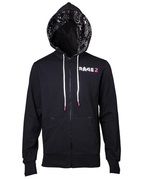 Rage 2 - Logo Men's Hoodie Black