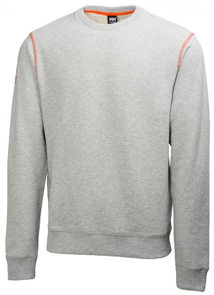 Helly Hansen Hoodie / Sweatshirt 79026 Oxford Sweatershirt 950 Grey Melange