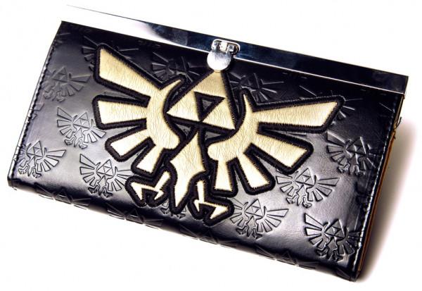 Nintendo Wallet The Legend Of Zelda