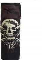 Lucky 13 Tunnel Skull Black