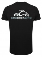 OCC Orange County Choppers T-Shirt OG Logo Black