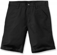 Carhartt Herren Shorts Rugged Stretch Canvas Short Black