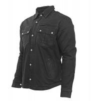 Bores Hemd Driver-Shirt Black