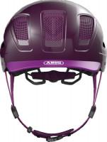 ABUS Fahrradhelm Hyban 2.0 Urban 86923P Core Purple