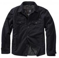 Brandit Jacke Lumberjacket Black
