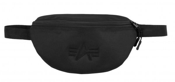 Alpha Industries Waist Bag Alpha Black
