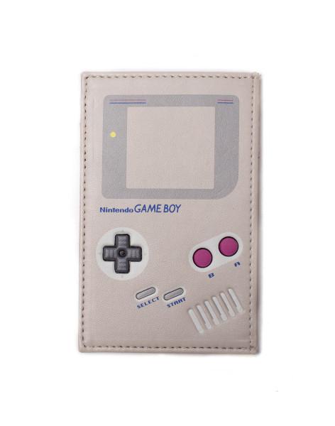 Nintendo Wallets Nintendo - GameBoy PU Card Wallet White