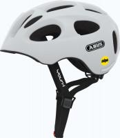 ABUS Fahrradhelm Youn-I MIPS Kids 38809P Polar Matt