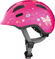 ABUS Fahrradhelm Smiley 2.0 Kids 72566P Pink Butterfly