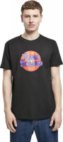 Mister Tee T-Shirt Space Jam Tune Squad Logo Tee Black