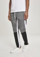 Southpole Hose Color Block Marled Track Pants Black