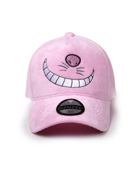 Disney - Alice In Wonderland Cheshire Cat Curved Bill Cap Pink