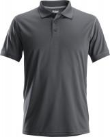 Snickers Workwear AllroundWork Poloshirt Stahlgrau