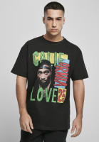 Mister Tee T-Shirt Tupac California Love Retro Oversize Tee Black