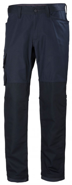 Helly Hansen Shorts / Hose 77460 Oxford Service Pant 590 Navy