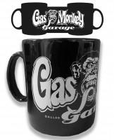 Gas Monkey Garage Kaffeebecher GMG OG Logo Coffee Mug Black