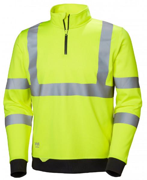 Helly Hansen Hoodie / Sweatshirt 79096 Addvis Half Zip Sweatershirt 360 Yellow
