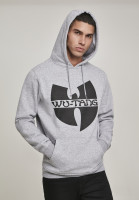 Wu-Wear Hoodie Logo Hoody Heather Grey