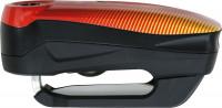 ABUS Bremsscheibenschloss Detecto 7000 RS1 4140 Rot
