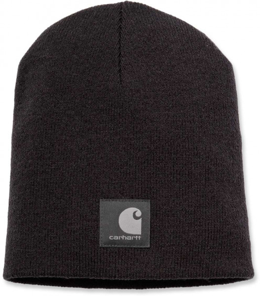 Carhartt Herren Mütze Force Extremes Knit Hat Black