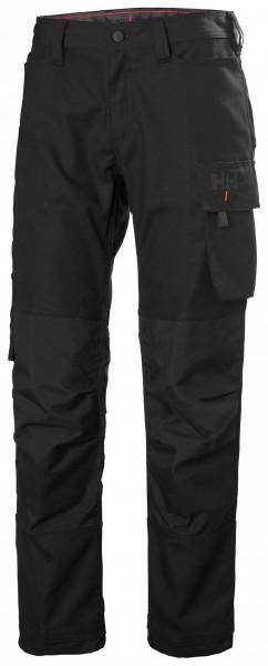 Helly Hansen Damen Shorts / Hose 77484 W Luna Work Pant 990 Black