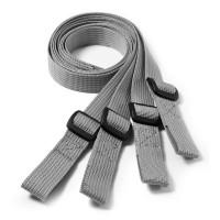 Kriega Tasche Subframe Loop Set 4 Stück Je 50 cm Lang Silver