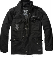 Brandit Men Jacke Motörhead M65 Jacket Black