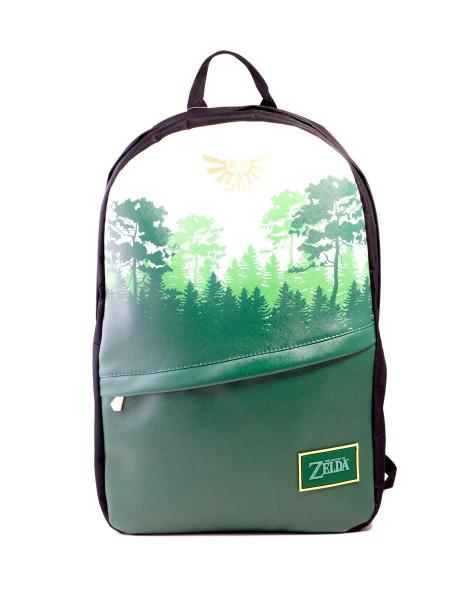 Zelda - Core Green Forrest Backpack Green