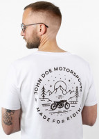 John Doe T-Shirt Flagstaff White