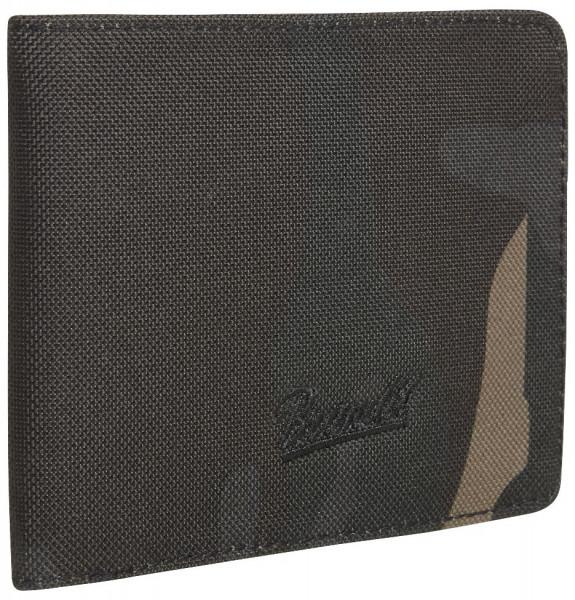Brandit Portemonnaie Wallet Four in Darkcamo