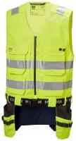 Helly Hansen Weste Alna 2.0 Construction Vest Yellow/Ebony