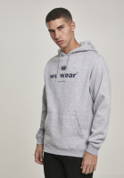 Wu-Wear Hoodie Since 1995 Hoody Heather Grey