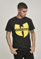 Wu-Wear T-Shirt Logo T-Shirt Black