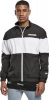 Starter Black Label Jacke Block Jacket Black/White