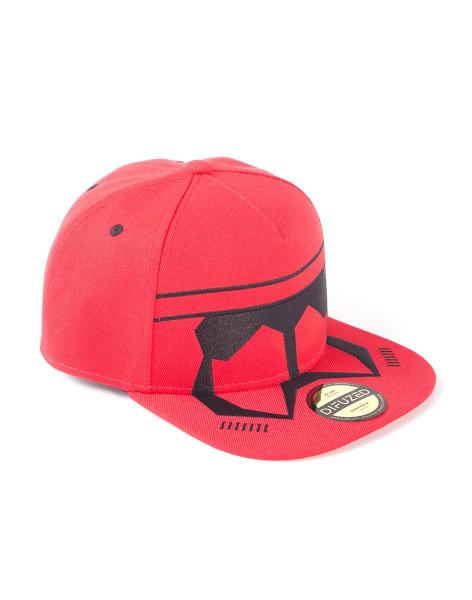 Star Wars - Episode IX - Red Trooper Snapback Black