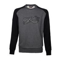 WCC West Coast Choppers Sweater Raglan Kimi Raikkönen Black/Grey