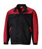 Dickies Fleeces / Jackets Everyday CVC Jacke Black/Red