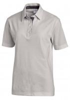 Leiber Polo-Shirt 08/2637/2912 Silbergrau/Grau