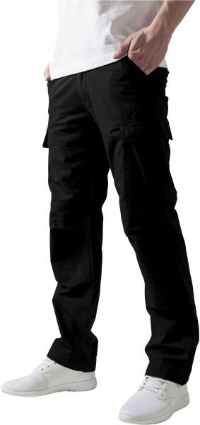 Urban Classics Hose Camouflage Cargo Pants Black
