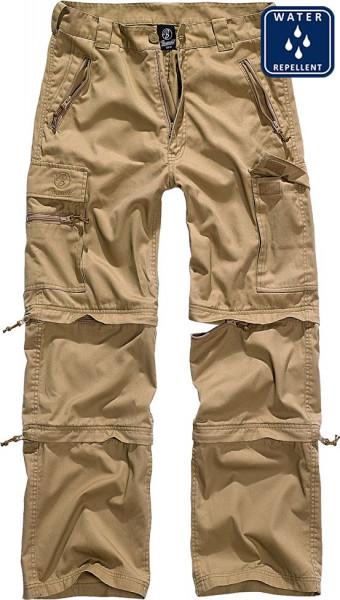 Brandit Hose Savannah Trouser in Camel